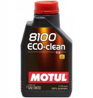 MOTUL 8100 Eco-Clean, 0W30