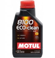 MOTUL 8100 Eco-Clean, 5W30
