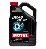 MOTUL Gear Oil 90, 5 литров
